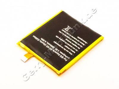 Akku BQ Aquaris E5 HD Ubuntu Edition, Li-Polymer, 3,8V, 2500mAh, 9,5Wh,
