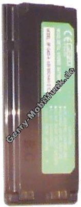 Akku Panasonic G400 G350 Ni-MH 600mAh 4,8V 10mm