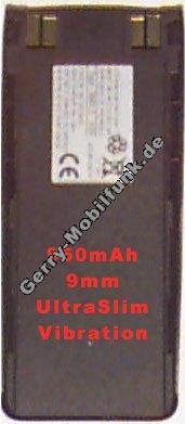 Akku Li-Ion 1350mAh 7mm Vibra UltraSlim für Nokia 5110 5130 6210 6310  6310i 6110 6130 6150 7110 Akku vom Markenhersteller mit 12 Monaten Garantie, nicht original Nokia