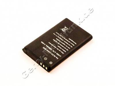 Akku Alcatel Lucent 8232, Li-ion, 3,7V, 1200mAh, 4,4Wh