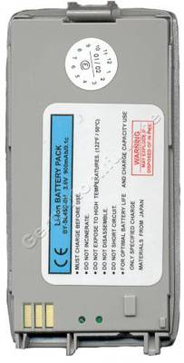 Akku Alcatel One Touch Idol Li-Polymer, 3,8V, 2800mAh 10,6Wh