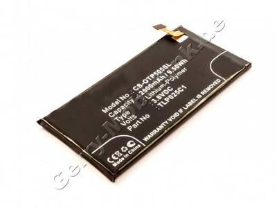 Akku Alcatel One Touch Pop 4 Plus Li-Polymer, 3,8V, 2500mAh 9,5Wh
