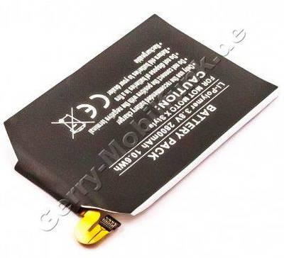 Akku Motorola Moto X Pure Edition LiIon Akku mit 3,8Volt 2800mAh, 10,6Wh