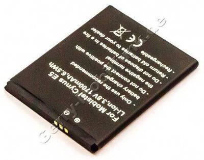 Akku Mobistel Cynus E5 Li-ion Akku mit 3,85Volt 1700mAh, 6,5Wh