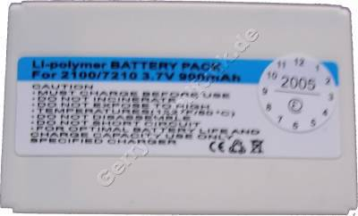 Akku Nokia 7210 Li-polymer 900mAh  6,3mm Akku vom Markenhersteller mit 12 Monaten Garantie, nicht original Nokia