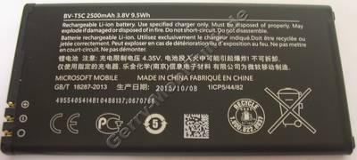 BV-T5C original Akku Microsoft Lumia 640 ( DS ) 3,7Volt 2500mAh