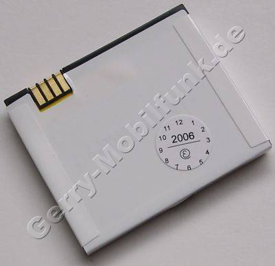 Akku Motorola E8 LiIon 3,7Volt 850mAh 3,1Wh 5,2mm ca.20g (entspricht BC60, BK60, SNN5768, SNN5768A,SNN5781A)