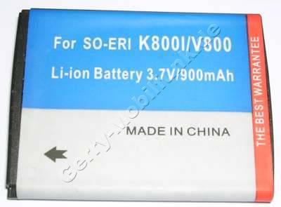 Akku SonyEricsson Z750i LiIon 3,7Volt 3,0Wh 800mAh 4,7mm (entspricht BST-33)