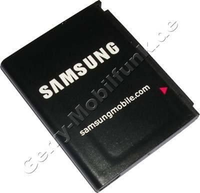 Akku SAMSUNG SGH D800 BST5268BEC original Akku Farbe schwarz