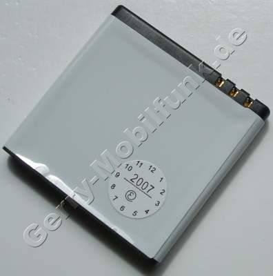 Akku Nokia 6110 Navigator Li-Ion 650mAh 5,8mm Akku vom Markenhersteller mit 12 Monaten Garantie, nicht original Nokia ( baugleich mit BP-5M )