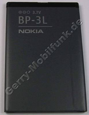 Original Akku Nokia 603 BP-3L LiIon 1300mAh 3,7Volt