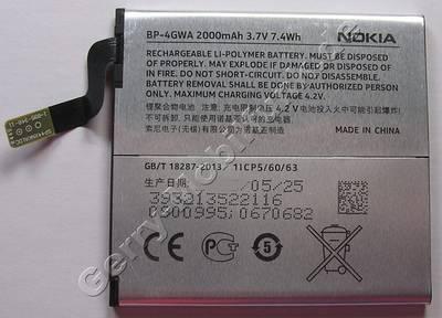 Akku BP-4GWA Nokia Lumia 720 original Ersatzakku