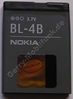 BL-4B Akku Nokia 7070 Prism LiIon 700mAh original Nokia Batterie