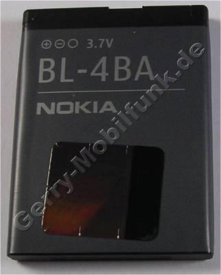 BL-4BA Akku Nokia 2630 LiIon original Nokia Batterie