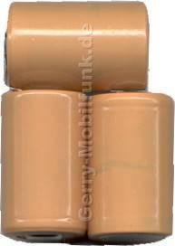 Akku für Ascom Libra NiCd 500mAh 3,6V (Akkueinsatz nur Zelle)