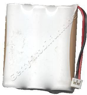 Akku für Samsung Topline100/150 NiCd 600mAh 3,6V baugleich mit 3P70AARC