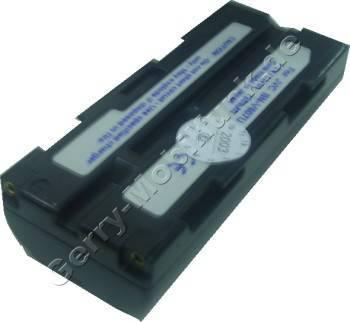 Akku JVC BN-V907u DVAX DVX DVX-818 DVX-88 DVXPRO Daten: LiIon 7,2V  720mAh 16,3mm ca. 50gramm (Zubehörakku vom Markenhersteller)