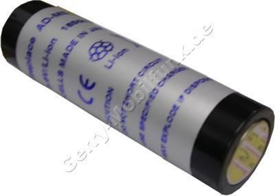 Akku SHARP AD-MS10BT MD-S200 schwarz Daten: LiIon 3,6V 1850mAh 19,5 x 70 mm (Zubehörakku vom Markenhersteller)