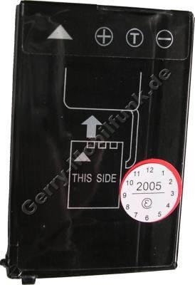 Akku PANASONIC SV-AV50 Daten: LiIon 3,7V 530mAh 3,9mm schwarz (Zubehörakku vom Markenhersteller)