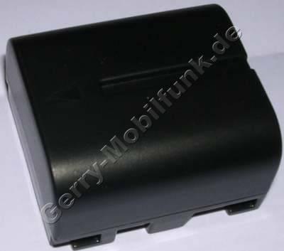 Akku JVC GR-D240 Daten: LiIon 7,2V 700mAh 22,5mm dunkelgrau (Zubehörakku vom Markenhersteller)