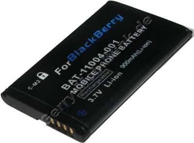 Akku für RIM Blackberry Pearl (baugleich mit C-M2) LiIon 3,7V 900mAh 5,2mm dick ca.21g (Akku vom Markenhersteller, nicht original)