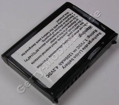 Akku für HP Compaq iPAQ rx4500 ( baugleich mit P/N 419964-001, HSTNH-S11B, HSTNH-11C) LiIon 3,7V 1200mAh 6,4mm dick ca.47g (Akku vom Markenhersteller, nicht original)
