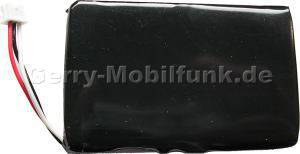 Akku Apple IPOD-3G (616-0159, E225846) LiIon 3,7V 850mAh 5,5mm dick ca.18g (Akku vom Markenhersteller, nicht original) mit Einbauwerkzeug