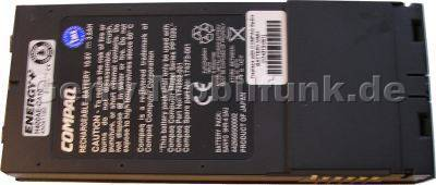 Notebook Akku für NATCOMP @note 5012 und A-5012-X, Li-ion, 14,4 Volt, 2700mAh, Akku vom Markenhersteller